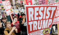 Election of Trump breeds Resistance