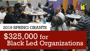 Black Led Organizing Giving Project raises $325,000 for